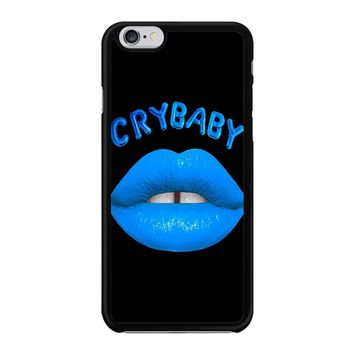 Melanie Martinez Crybaby Blue Mouth 01 iPhone 6/6S Case