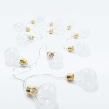 Globe Bulb String Lights - Urban Outfitters