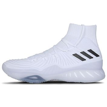 Original New Arrival Authentic Adidas Crazy Explosive Boost Men's Breathable Basketball Shoes Sports Sneakers