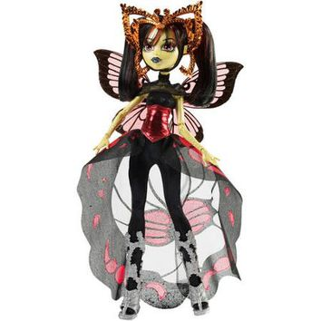 Monster High Boo York Luna Mothews Doll - Walmart.com