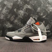 "Air Jordan 4 ""Cool Grey"" Retro Sneaker - Best Deal Online"
