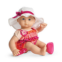 American Girl® Dolls: Sunny & Sweet Swimsuit for Dolls