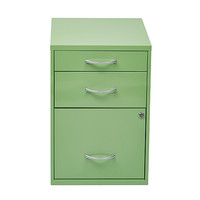 Office Star Products HPBF6 HPBF Green Pencil Box Storage File Cabinet