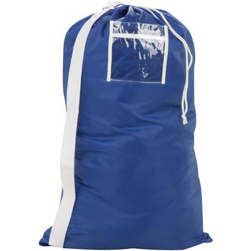 Honey-can-do Laundry Bag With Shoulder Strap