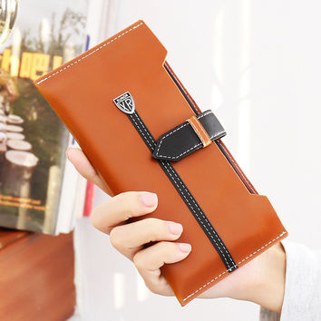 Universal Leather Pouch Case For iPhone 7 7 Plus 6 6S 5 5S SE Huawei Ascend P7 P8 P8 Lite Honor 6 LG G4 Cell Phone Cover Case