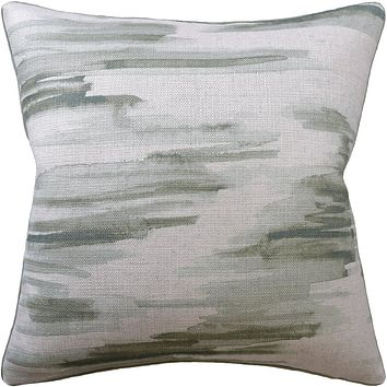 Awash Leek Decorative Pillow