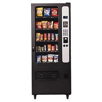 Selectivend Snack Vending Machine 5 Easy Loading Tilt Out Trays