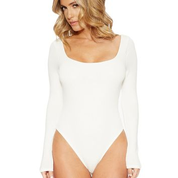 The NW Scoop Bodysuit - Bodysuits - Womens