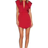NBD Alluring Dress in Red | REVOLVE