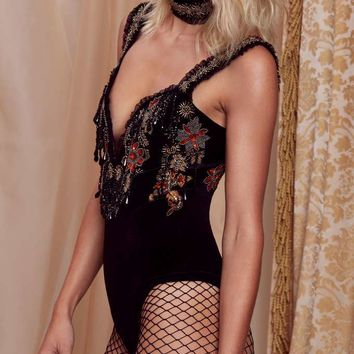 #NASTYGALXCOURTNEYLOVELove, Courtney by Nasty Gal Astoria Bodysuit