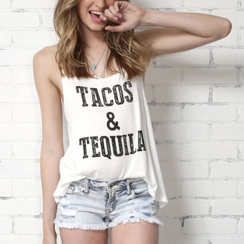 Jonathan Saint Tacos and Tequila Tank