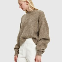 INEXCLSV / Kat Sweater in Brown
