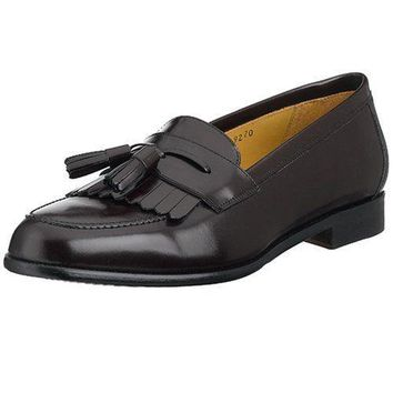 New Mezlan Men's Santander Black or Tan Slip-On shoes
