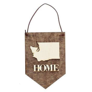 Home - Custom State Sign - Wall Hangings -