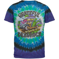 Grateful Dead - Deadrock Tie Dye T-Shirt