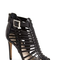 """Women's Vince Camuto 'Remmie' Leather Cage Sandal, 4"""" heel"""