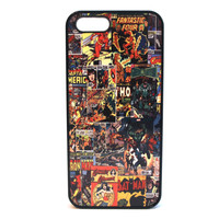 Superhero Comic Book Phone Case