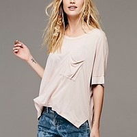 Free People Womens Road Trip Tee -