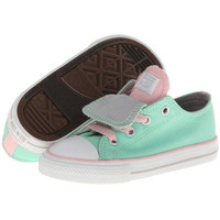 Outlet Converse Double Tongue in Peppermint Shoes