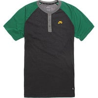Nike SB Davis Dri-Fit Short Sleeve Henley T-Shirt at PacSun.com