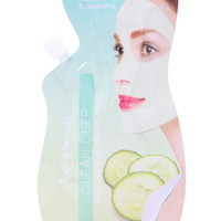 Cucumber Peel-Off Mask
