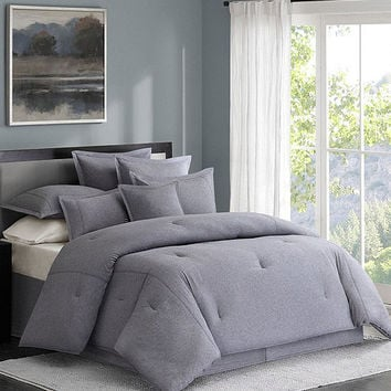 Cremieux Chambray Bedding Collection | Dillards
