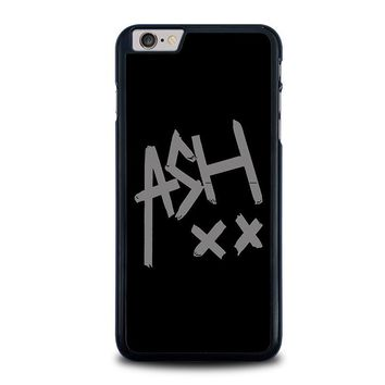 5 SECONDS OF SUMMER ASH 5SOS iPhone 6 / 6S Plus Case Cover