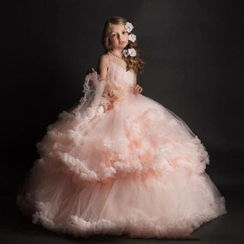 Flower Girl Party Dress