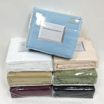 1500 COLLECTION - Wrinkle Resistant 100% Brushed Microfiber Super Soft - Duvet Set