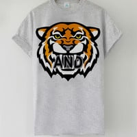 ANDCLOTHING — AND Tropical Tiger Tee