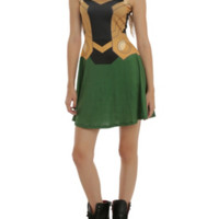 Marvel Her Universe Loki Costume Dress