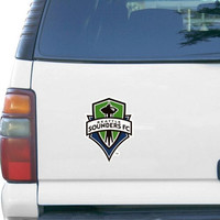 WinCraft Seattle Sounders FC Logo Magnet - http://www.shareasale.com/m-pr.cfm?merchantID=7124&userID=1042934&productID=540322842 / Seattle Sounders FC