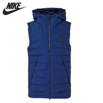 PEAP78W Original NIKE  NSW DOWN FILL VEST Men's  Down coat Hiking Down Sportswear