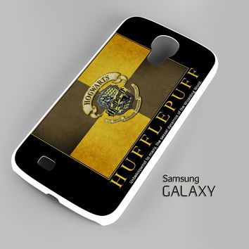 Harry Potter Hufflepuff Crest Samsung Galaxy S3 S4 S5 Note 3 Cases - Galaxy