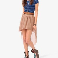 Striped Crop Top | FOREVER 21 - 2043478633
