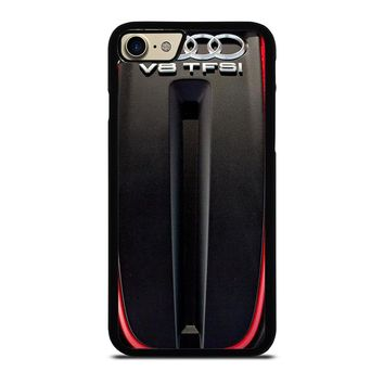 ENGINE AUDI S6 TWIN TURBOCHARGED  iPhone 7 Case Cover