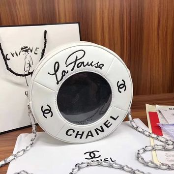 """CHANEL"" Latest Tire Crossbody Bag"