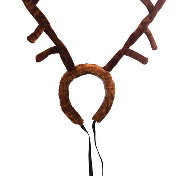 Antlers Headband cool halloween prop