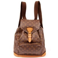 Louis Vuitton Montsouris Backpack 5482 (Authentic Pre-owned)