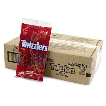 TWIZZLERS STRAWBERRY TWIST