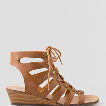 Rona Lace Up Sandal
