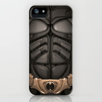 Wayne Tech Armor.  iPhone & iPod Case by Emiliano Morciano (Ateyo)