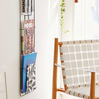 Rory 3-Tiered Magazine Holder - Urban Outfitters