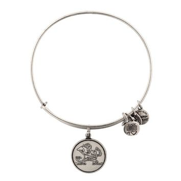 University of Notre Dame Mascot Charm Bracelet | Alex and Ani