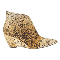 Nugent Ponyhair Ankle Boot by Matisse