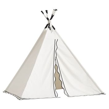 The Emily & Meritt Scallop Teepee
