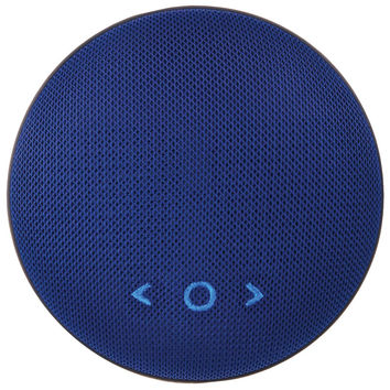 Tic Cookie Ultra-portable Bluetooth Speaker (blue)
