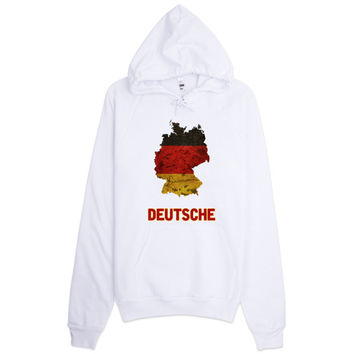 The Deutsche Flag Hoodie