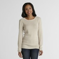 UK Style by French Connection- -Women's Lurex Sweater-Clothing-Women's-Sweaters