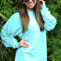 Restock: Shop Hope's Spirit Jersey: Mint | Hope's